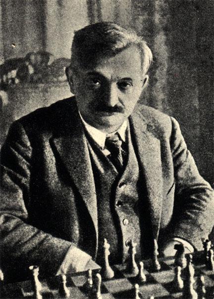 Эммануил Ласкер, чемпион мира по шахматам в годы 1894-1921