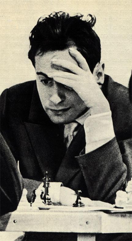 Михаил Таль завоевал в 1960 году звание чемпиона мира, однако через год он снова отдал его Ботвиннику в матч-реванше