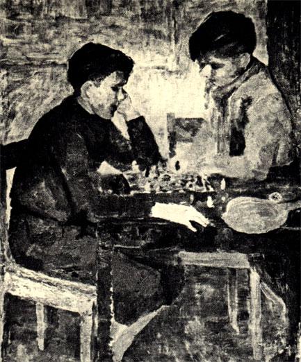 Зыгмунт Ковальски: 'Парни в клубе' (1954 г.)