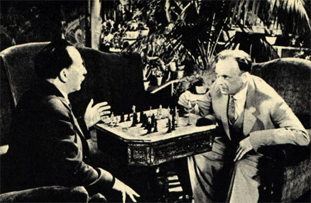 Кадр из венгерского фильма 'Катастрофа' (1959 г.)